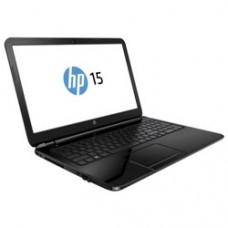 HP 15 Quad Core 4GB 1TB 15.6 inch Windows 8.1 Laptop in Black