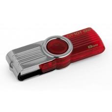 Kingston USB Flash Drive 8Gb - Red