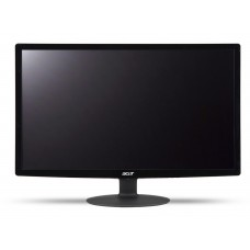Acer 24-inch Monitor 16:9 FHD LED 5 ms 100M:1 A DVI w/HDCP HDMI Acer EcoDisplay