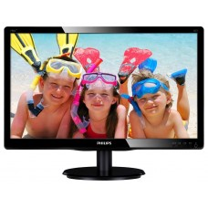 Philips 18.5-Inch V-Line LCD Monitor with LED Backlight