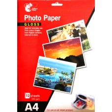 A4 Gloss Photo Paper 235 gsm