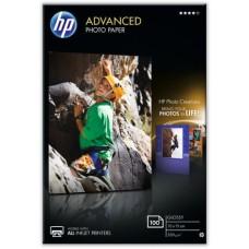 HP Advanced Glossy Photo Paper, 100 x 150 mm