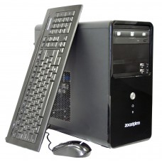 Zoostorm Business Desktop PC (AMD A10 5700 3.4GHz Processor, 12GB DDR3 RAM, 2TB SATA HDD, DVD-RW, mATX Tower Case, No OS)